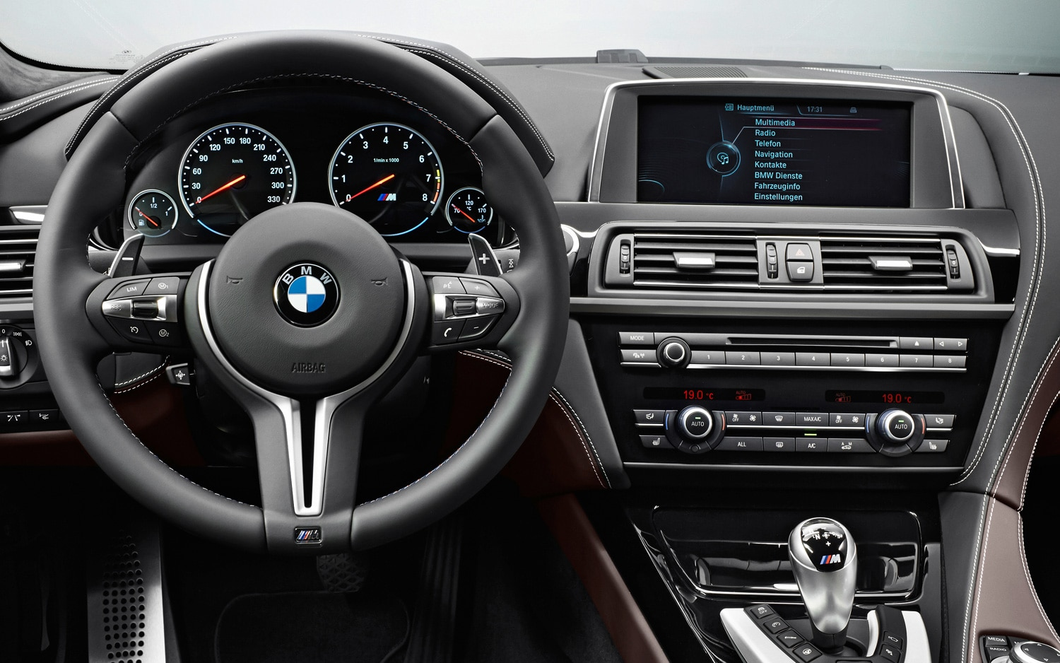First Look 2014 BMW M6 Gran Coupe  Automobile Magazine