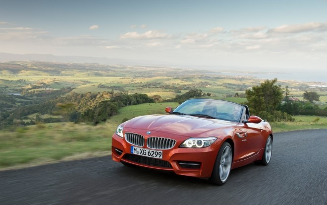 2014 BMW Z4 Front Three Quarter In Motion1 660x413