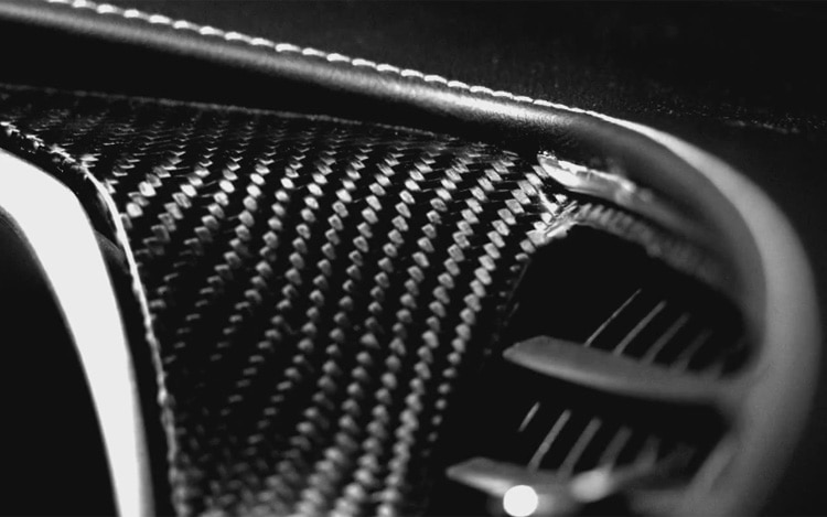 2014 Chevrolet Corvette Carbon Fiber Interior Trim1