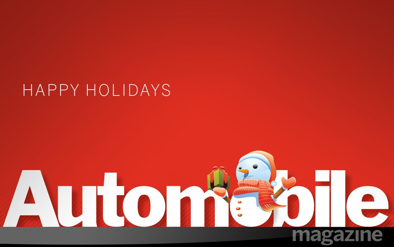 AMag Happy Holidays
