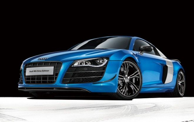 Audi R8 China Edition Front Three Quarter1 660x413