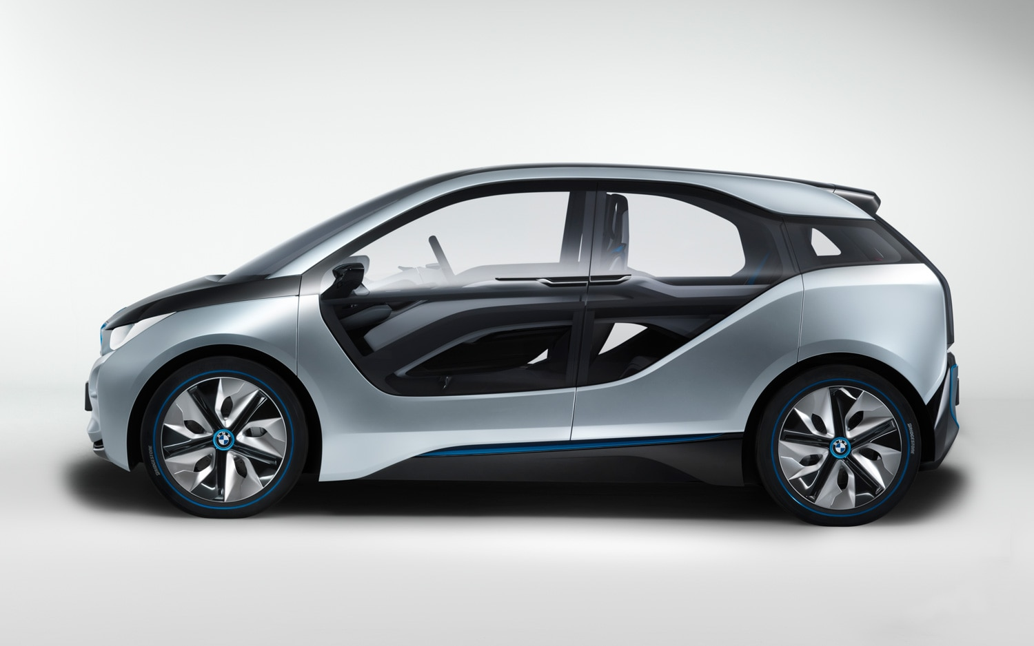 BMW I3 Concept Profile1