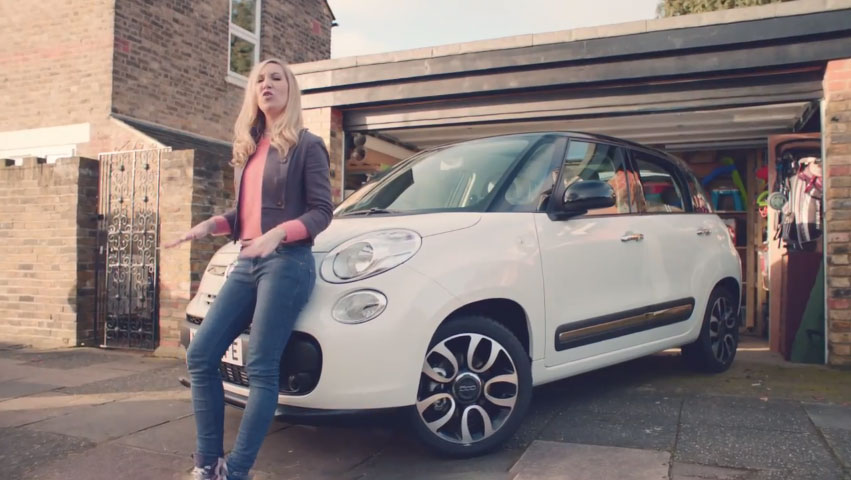 Fiat 500L Screencap 31