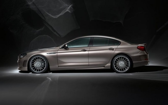 HAMANN BMW 6 Series Gran Coupe Side1 660x413
