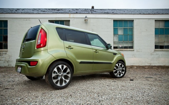 Kia Soul In Alien 660x413