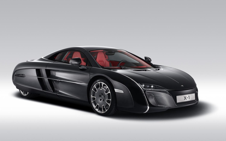 McLaren X 1 Front 34 View1