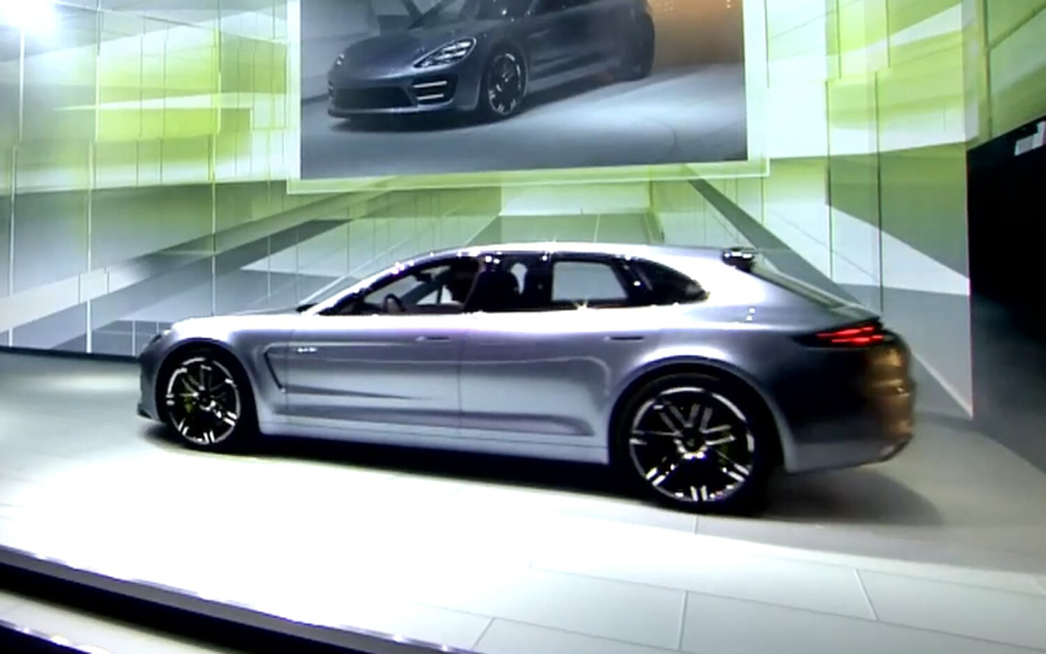 Porsche Panamera Sport Turismo The Design Process Youtube ...