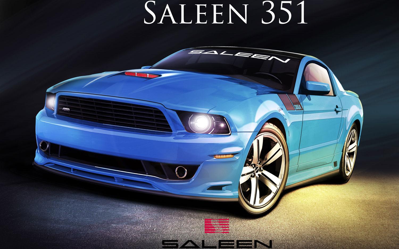 Saleen 351 Mustang1