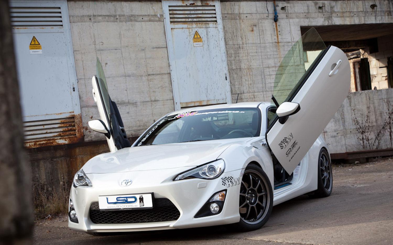 Lambo Doors Grace Toyobaru Racing Class Formed For Euro