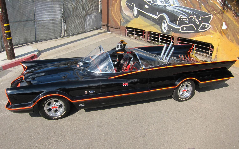 1966 Batmobile Profile1