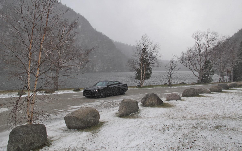 2012 Dodge Charger SXT Plus Front Left Side View 21