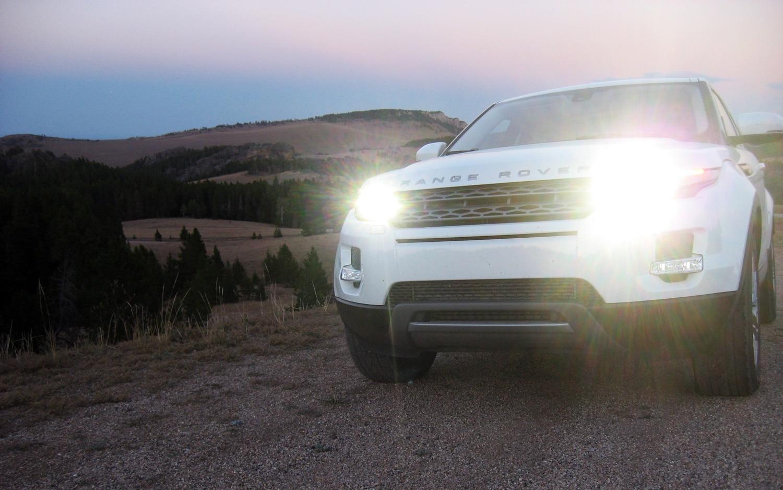 2012 Land Rover Range Rover Evoque Headlights1