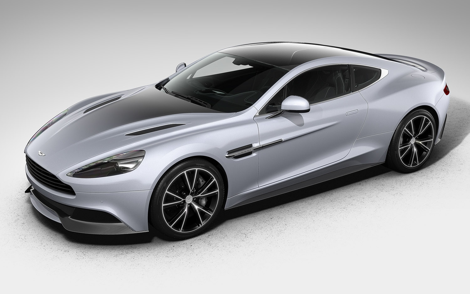2013 Aston Martin Vanquish Centenary Edition Front Three Quarter1