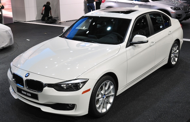 Detroit 2013 2013 BMW 320i Drops 60 Horsepower Saves 4300 Over 328i