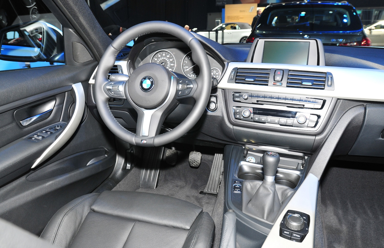 2013 bmw 320i interior male models picture - Evan Mccausland