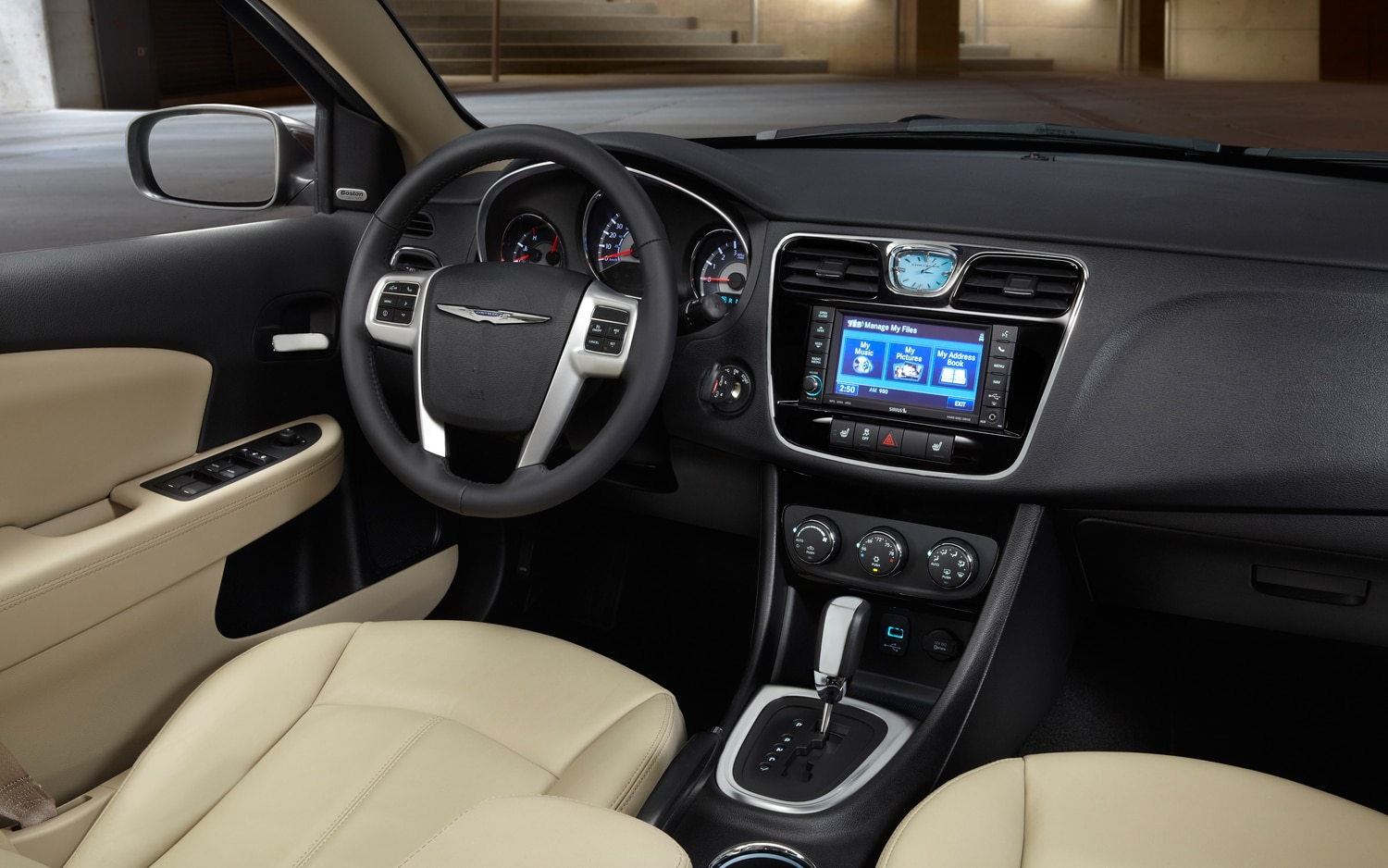 2013 Chrysler 200 interior report chrysler 200 to become \