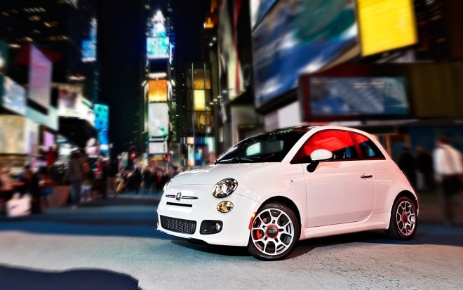 2013 Fiat 500 Front Three Quarter1 660x413