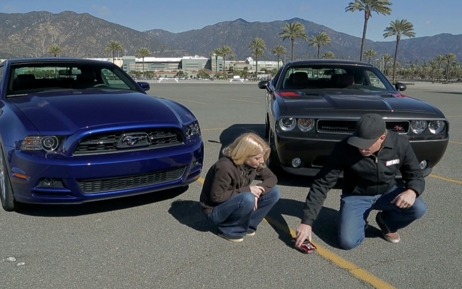 2013 Ford Mustang Challenger Lang And Freiburger Lesson1