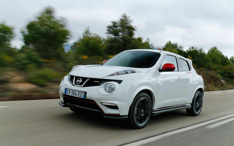 2013 Nissan Juke Nismo Front Left View 51