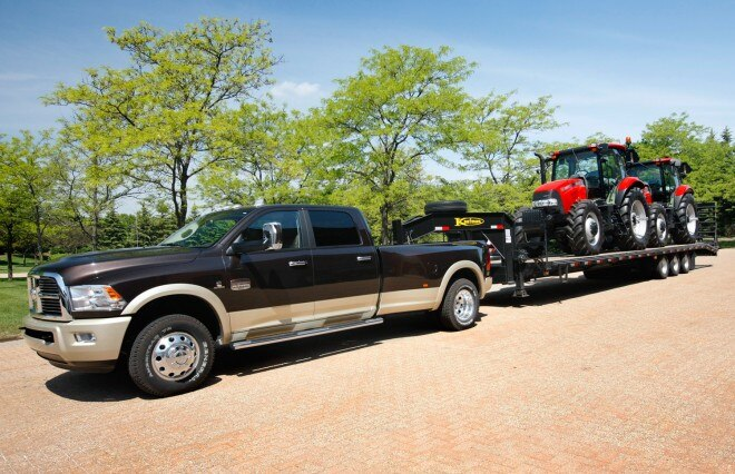 2013 Ram 3500 Laramie Longhorn Towing Tractors1 660x426