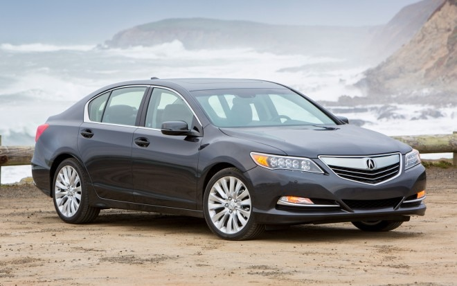 2014 Acura RLX Front Three Quarter1 660x413