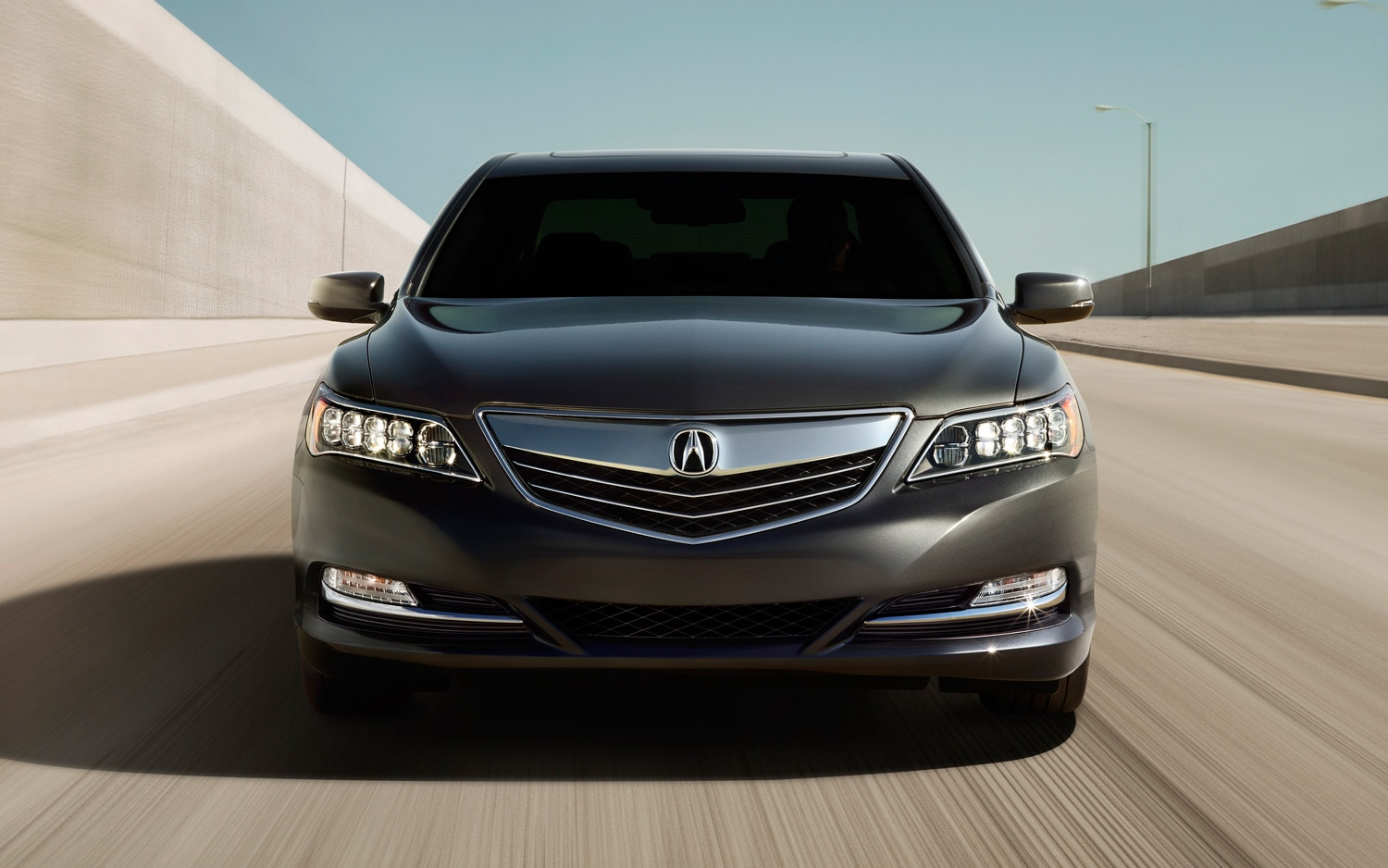 2014 acura rlx pricing announced ranges from 49 345 to 61 345. Black Bedroom Furniture Sets. Home Design Ideas