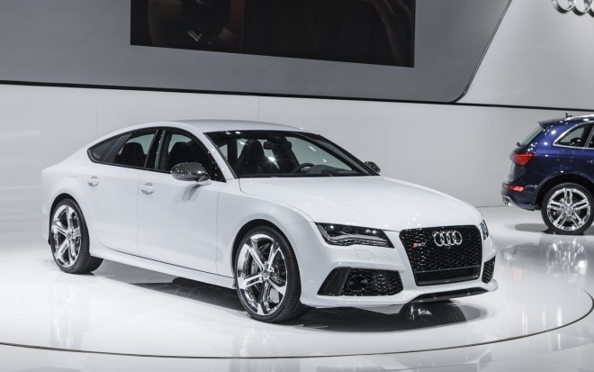 2014 Audi RS7 Front Three Quarters 41 660x413