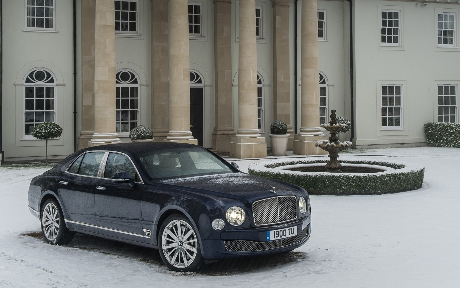 mulsanne much autogespot is blue speed bentley edition a train january how