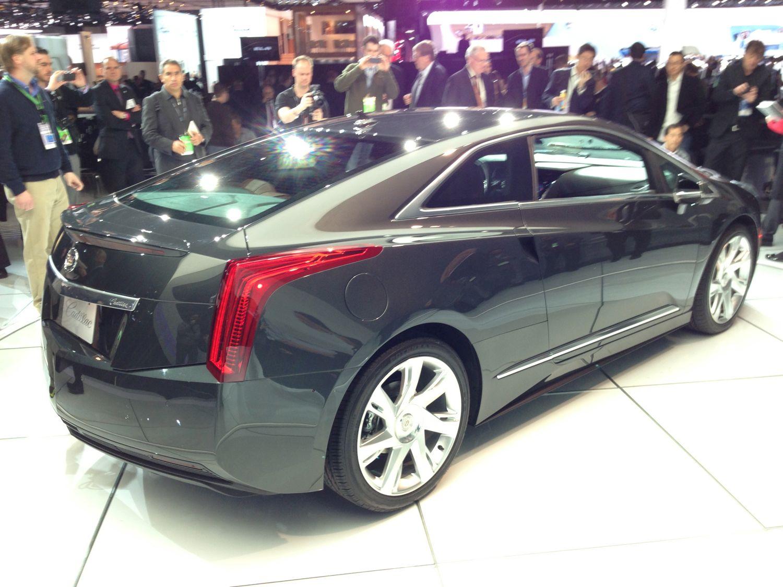 2014 Cadillac ELR Profile1