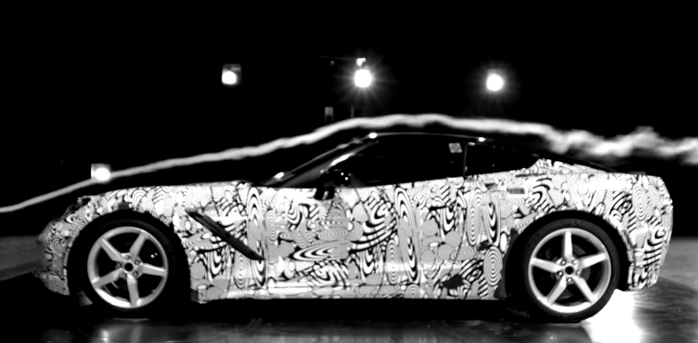 2014 Chevrolet Corvette Stingray Wind Tunnel1