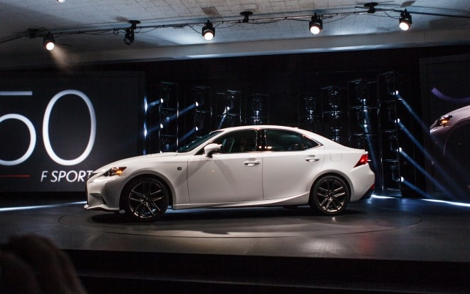 2014 Lexus IS Press Conference Patrick M Hoey 1 660x413