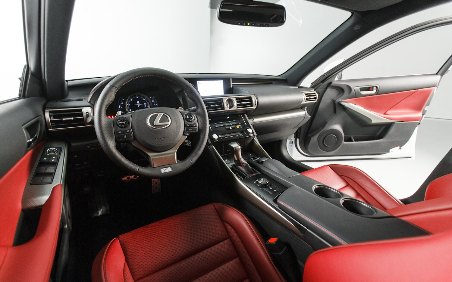 Image Gallery 2014 Is 350 Interior