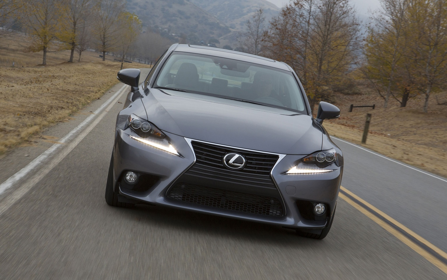 2014 Lexus IS350 Front1