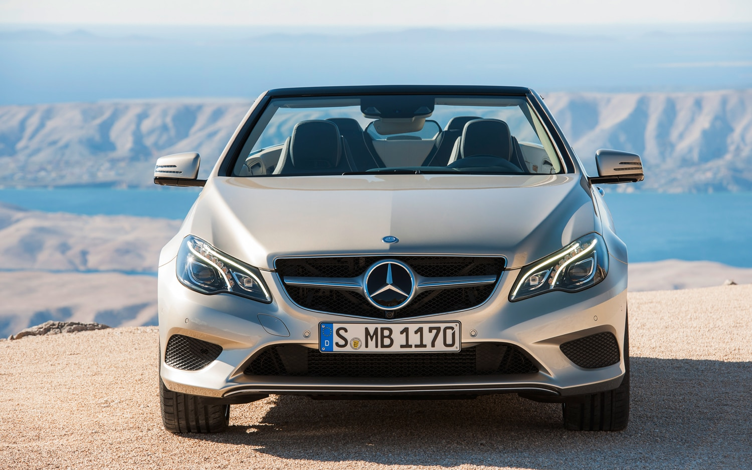 First look 2014 mercedes benz e class coupe and cabriolet for 2014 e class mercedes benz