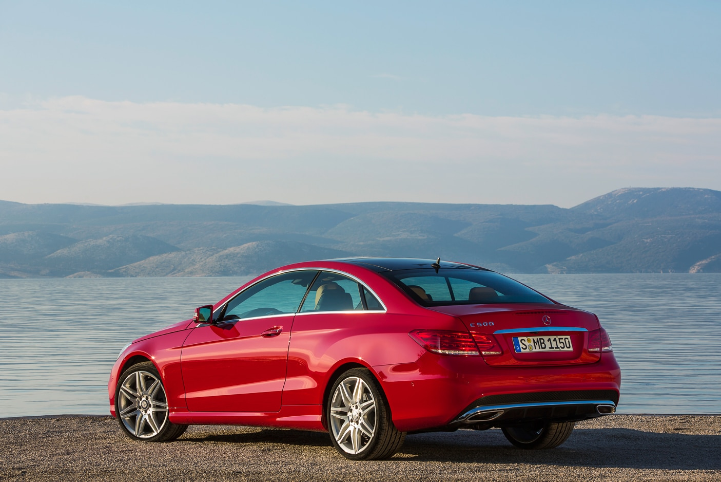 First Look 2014 MercedesBenz EClass Coupe and Cabriolet