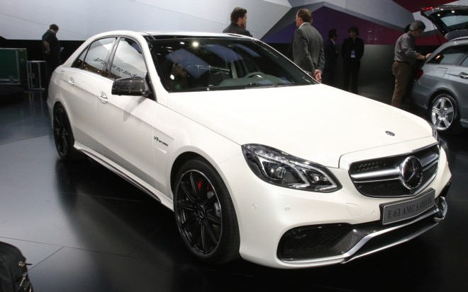 2014 Mercedes Benz E63 AMG 4Matic Front1 660x413
