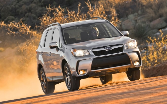 2014 Subaru Forester XT Front View 31 660x413
