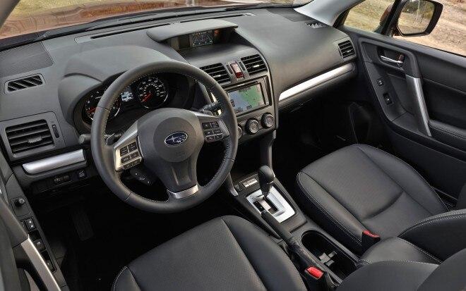 2014 Subaru Forester Cockpit1 660x413