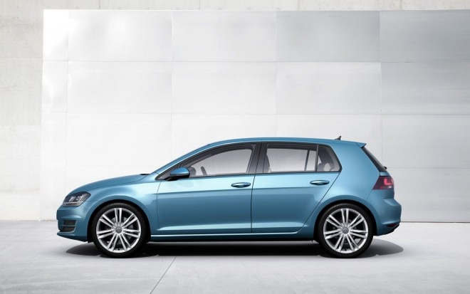 2014 Volkswagen Golf Left Side1 660x413