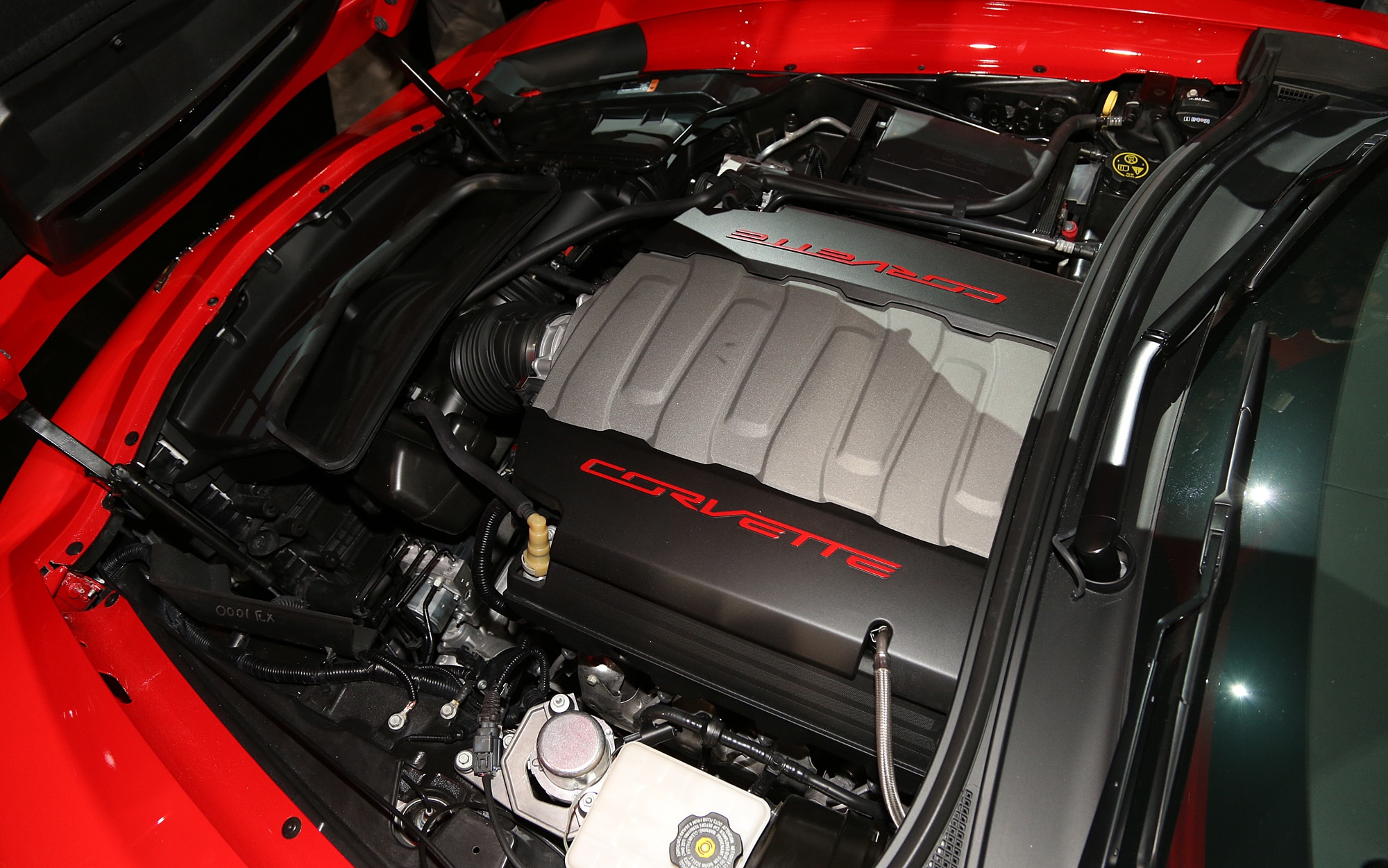 First Look 2014 Chevrolet Corvette Automobile Magazine