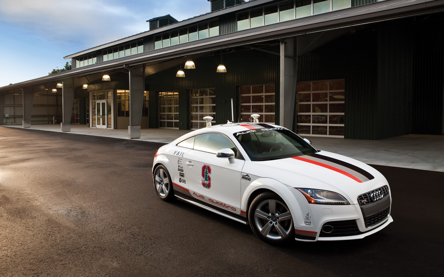 Autonomous Audi TTS Pikes Peak Right Front 11