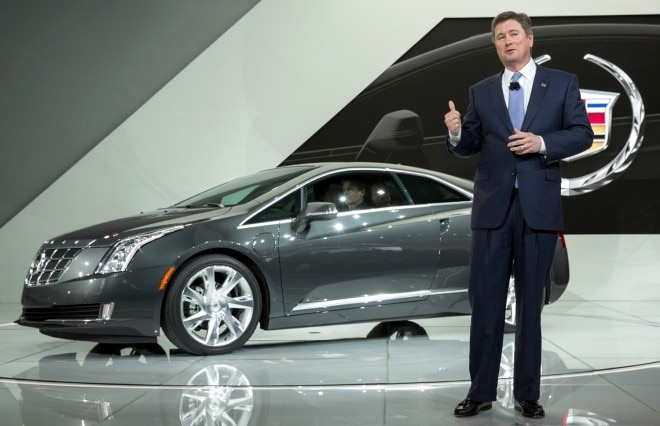 Bob Ferguson And The 2014 Cadillac ELR 660x426