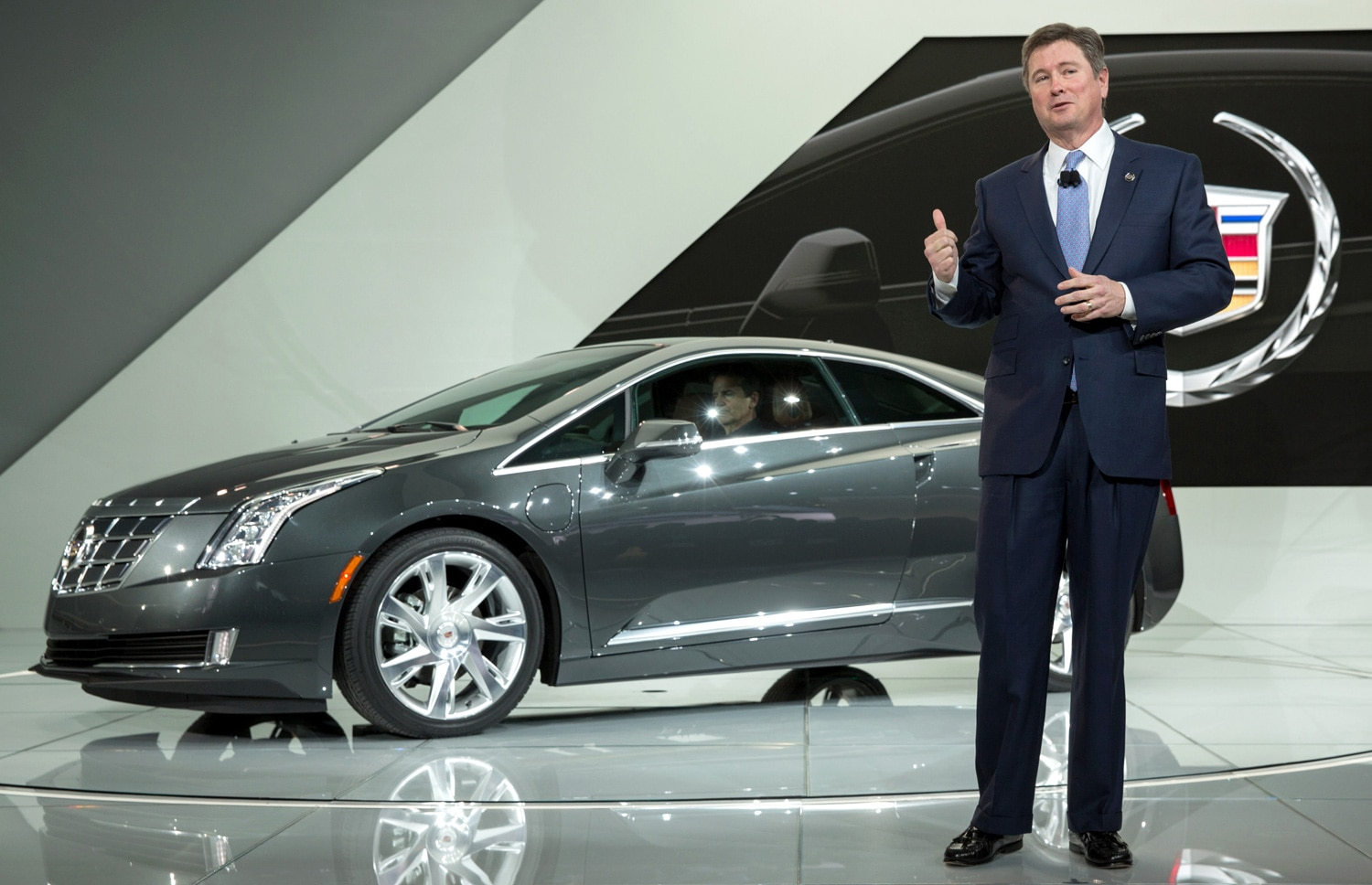 Bob Ferguson And The 2014 Cadillac ELR
