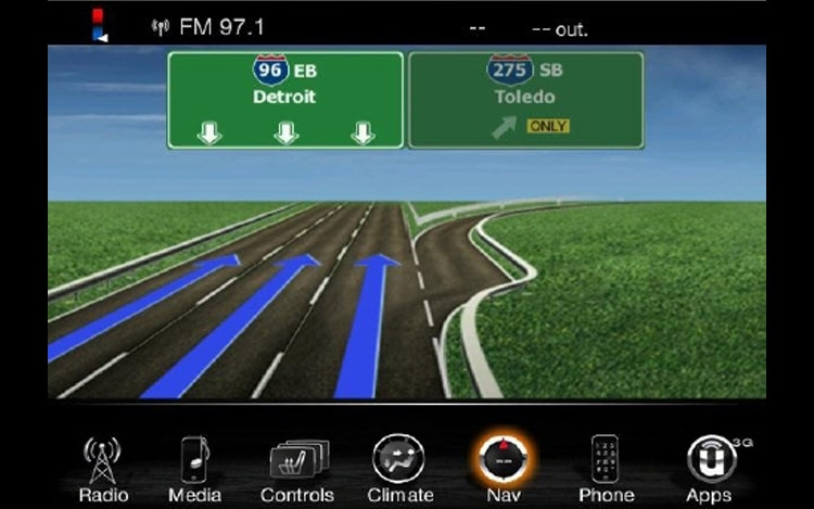 Uconnect Access App >> CES 2013: Chrysler Adds Internet Radio and POI Search to Uconnect