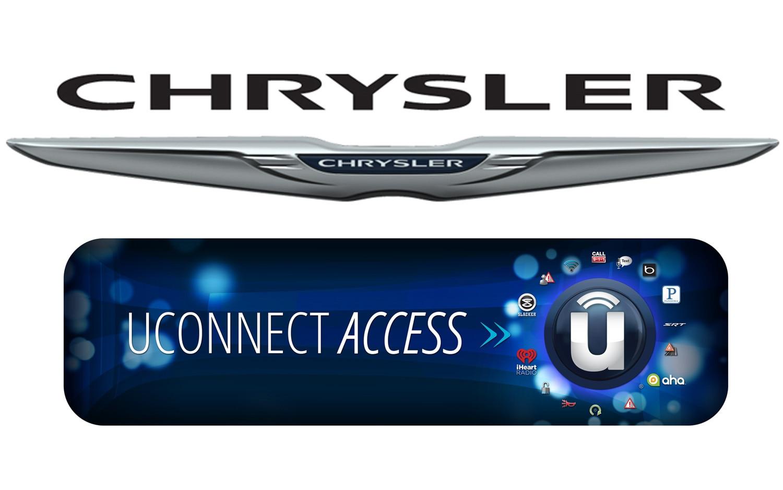 Chrysler Uconnect Access1