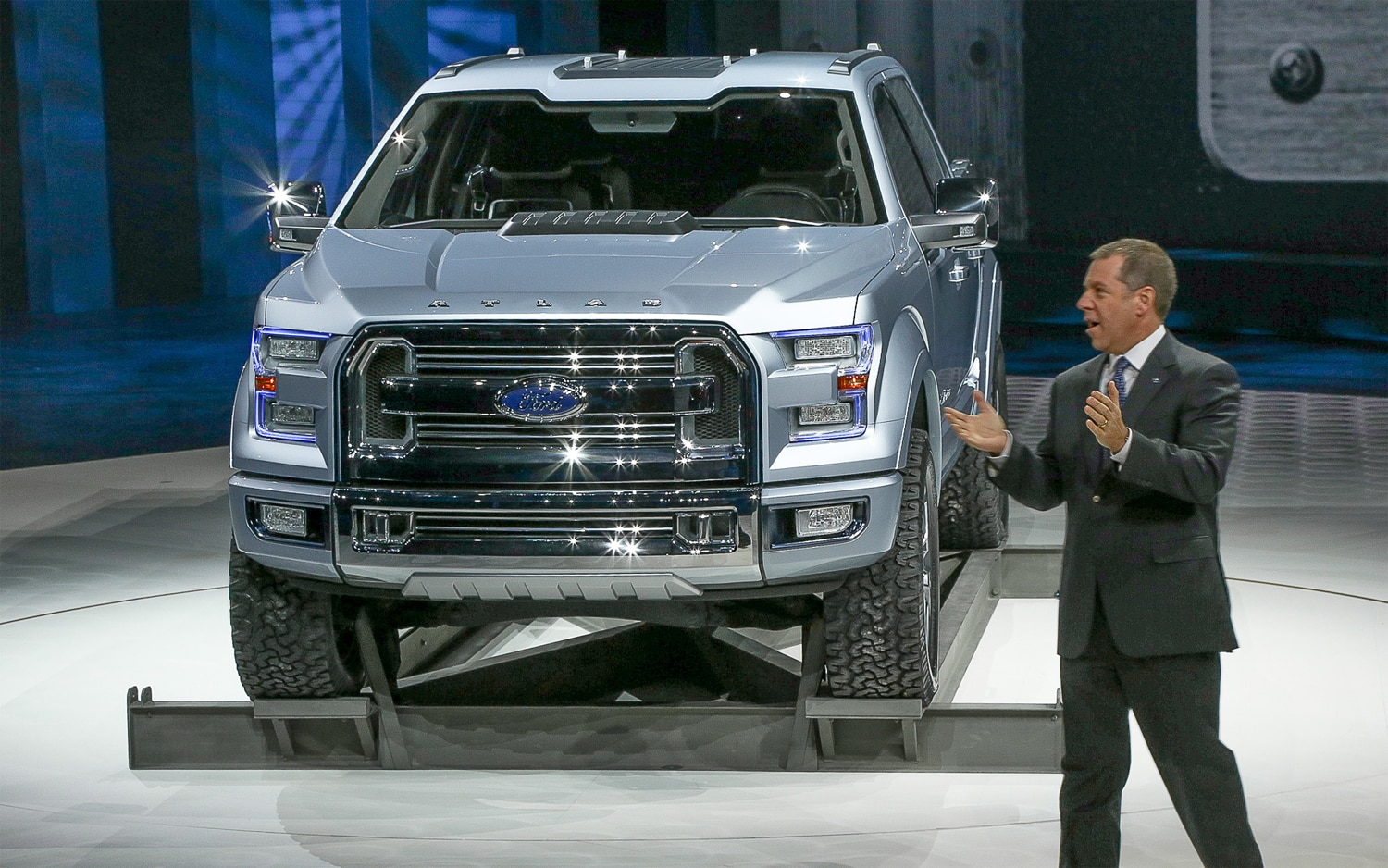 Ford Atlas Concept Front End2