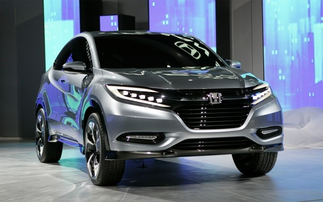 Honda Urban SUV Front Three Quarters1 660x413