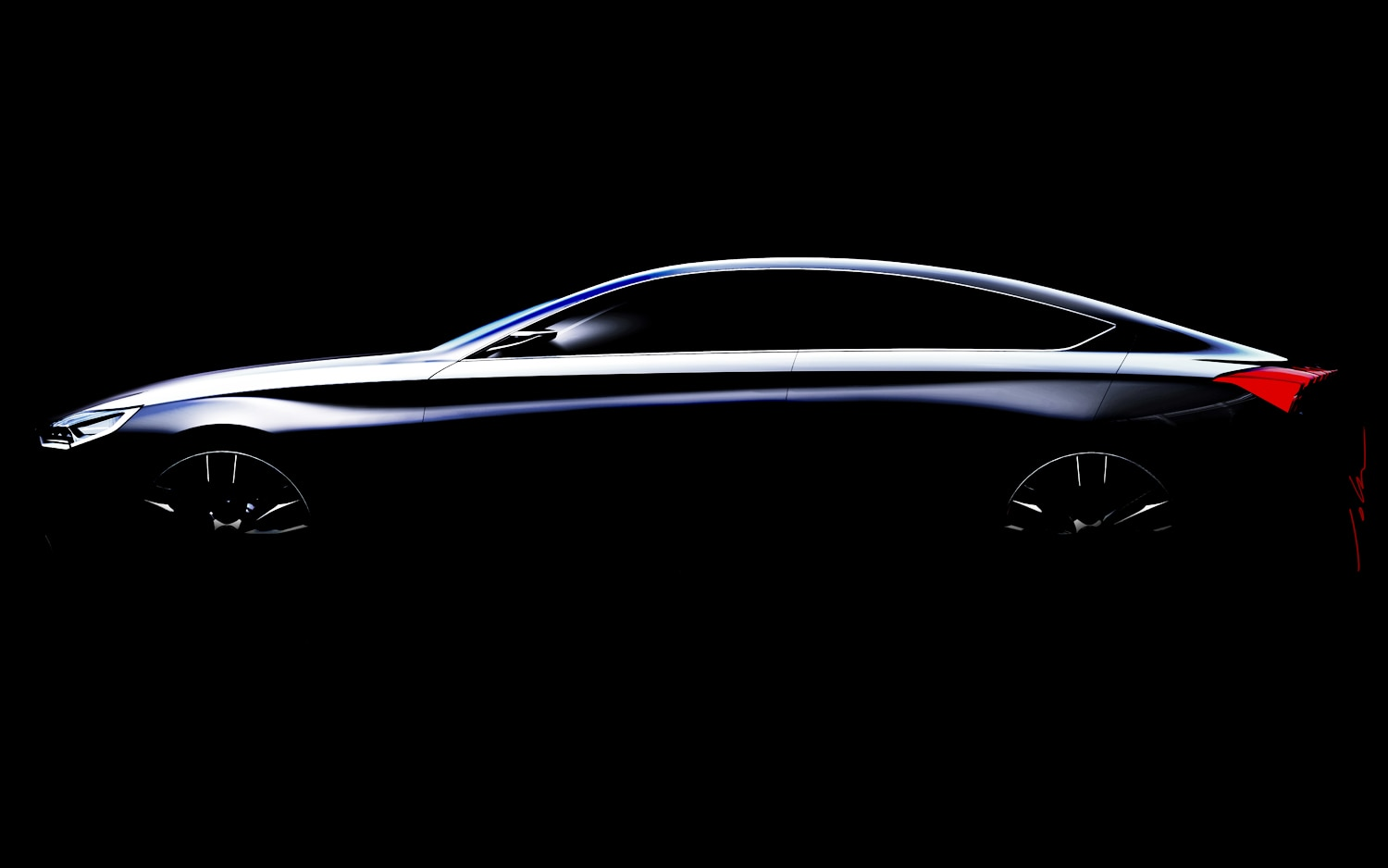 Hyundai HCD 14 Concept Teaser Lightened1
