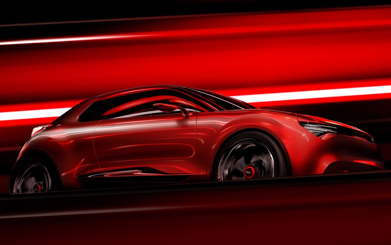 Kia Geneva Concept Front Three Quarter1