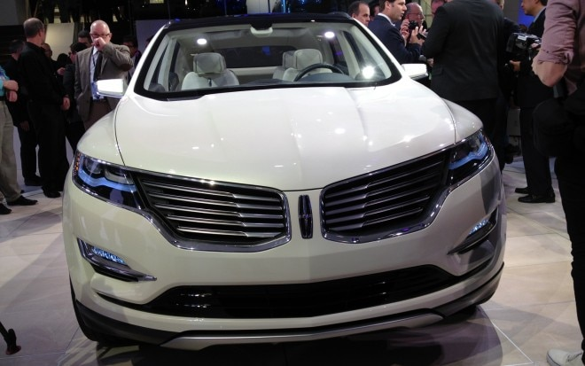 Lincoln MKC Concept Front1 660x413